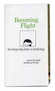 becoming flight guide to ornithology book cover