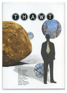 Thawt by Mister Koppa and Friends published by The Heavy Duty Press 2014