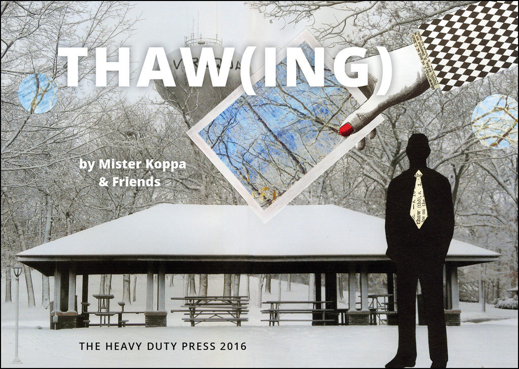 Thaw(ing) by Mister Koppa & Friends title page